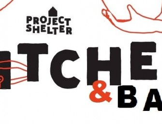 Project Shelter Barabend und Küche für alle / Kitchen for all – 19.05.2018