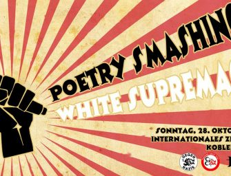 Kafä: Poetry Smashing White Supremacy